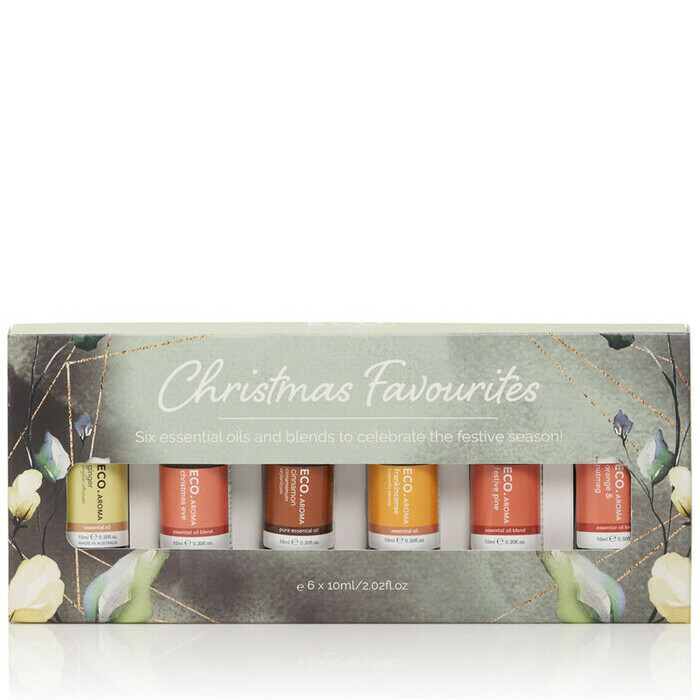 ECO. Modern Essentials Christmas Favourites 6 Pack