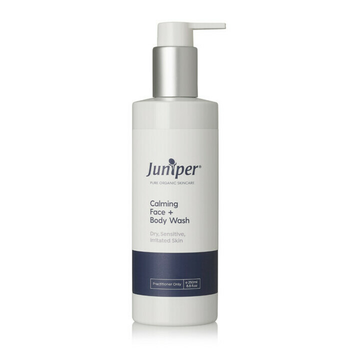 Juniper Calming Face & Body Wash