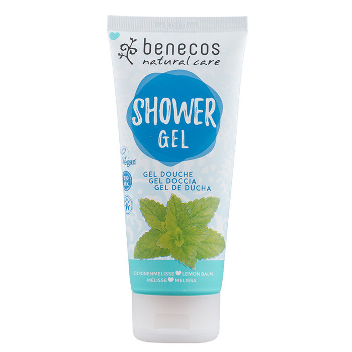 Benecos Natural Shower Gel - Lemon Balm