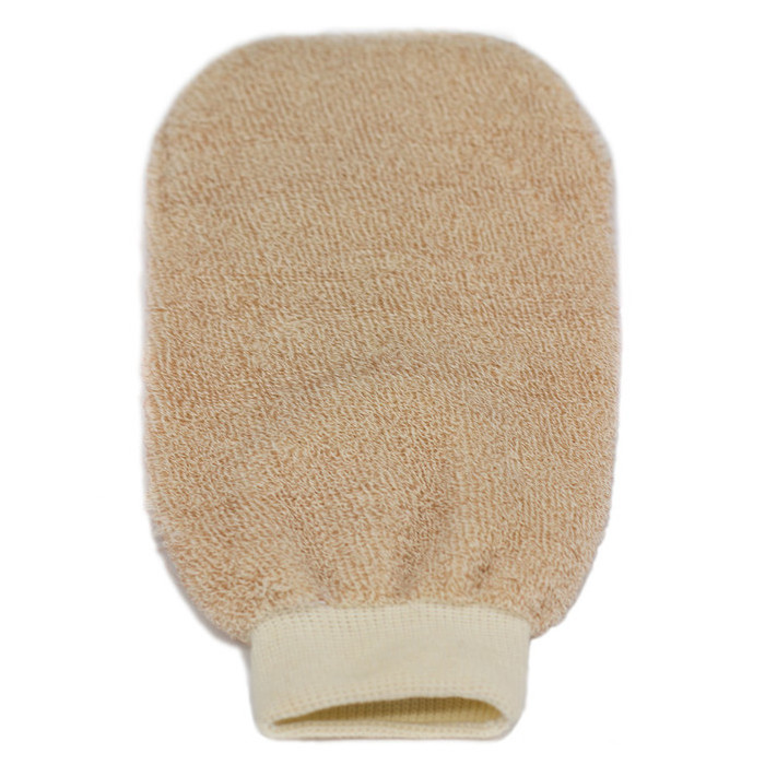 Zuii Tan Cotton Polishing Mitt