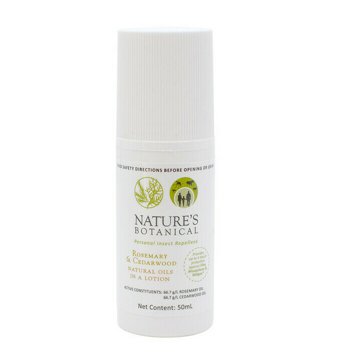 Nature's Botanical Roll-On Lotion