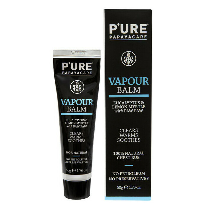 PURE Papaya Care Vapour Balm