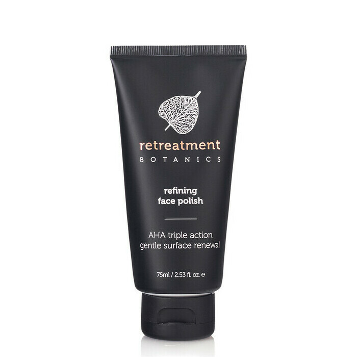 Retreatment Botanics Refining Face Polish