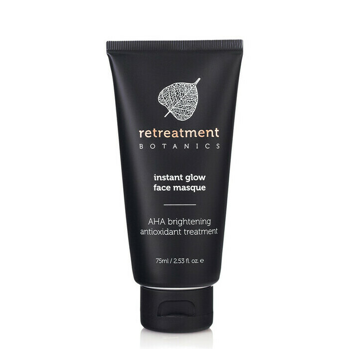 Retreatment Botanics Instant Glow Face Masque