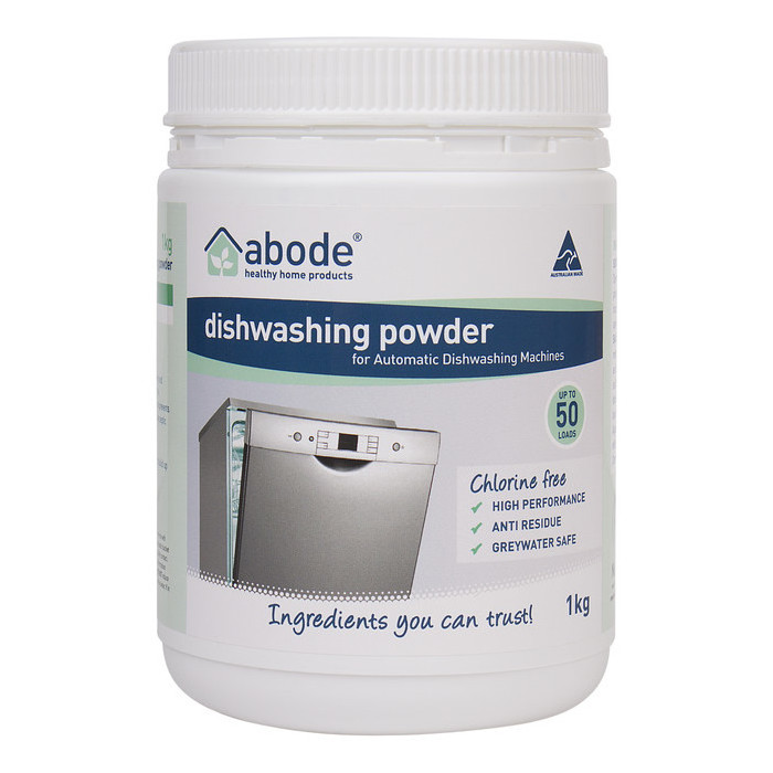 Abode Dishwashing Powder
