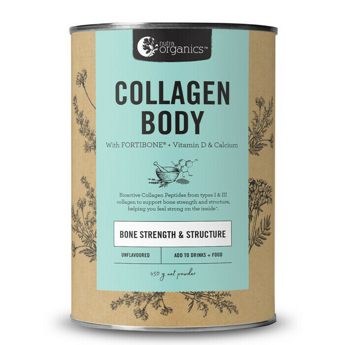 Nutra Organics Collagen Body