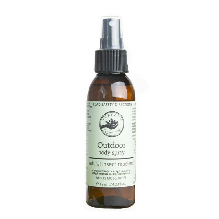 Perfect Potion Outdoor Body Spray Natural Insect Repellent