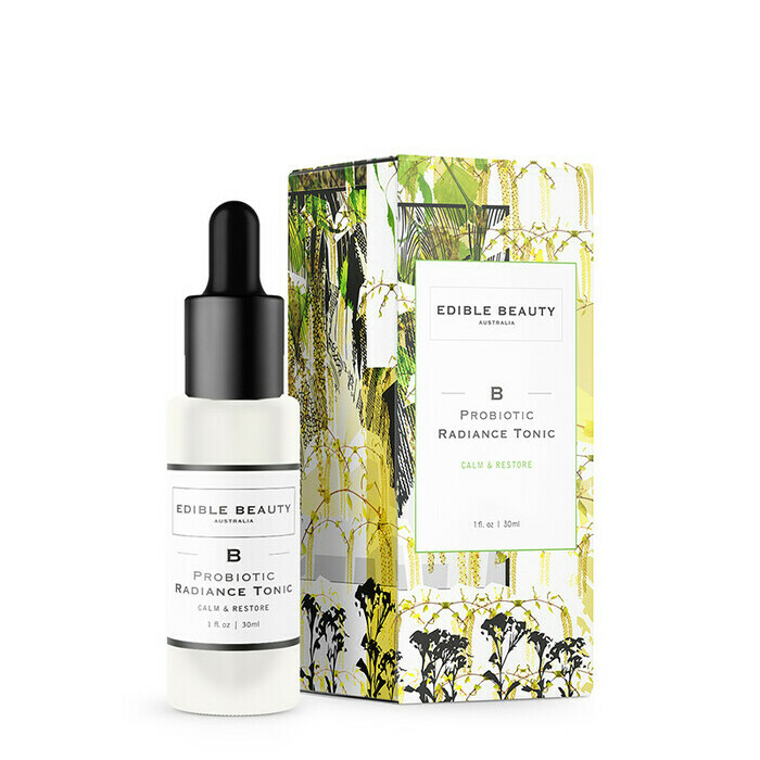 Edible Beauty Probiotic Radiance Tonic - Calm & Restore