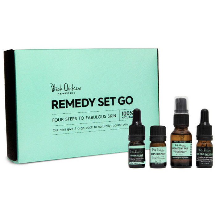 Black Chicken Remedies Remedy-Set-Go