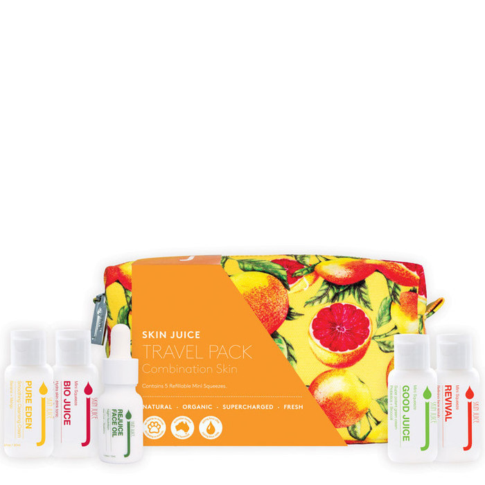 Skin Juice Travel Pack - Combination