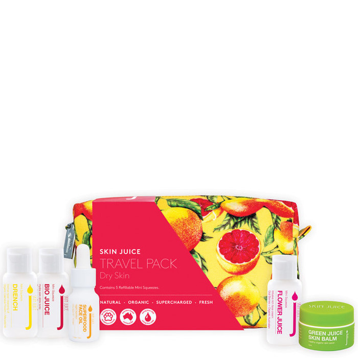 Skin Juice Travel Pack - Dry