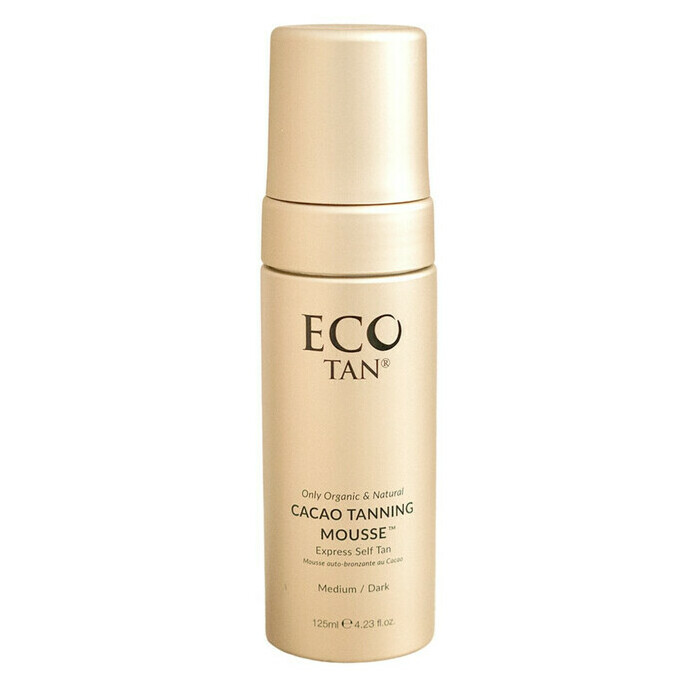 Eco Tan Cacao Firming Mousse Nourished Life Australia