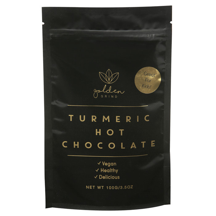 Golden Grind Turmeric Hot Chocolate Blend