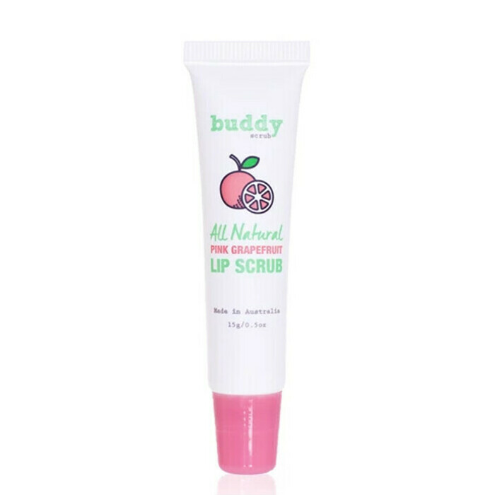 Buddy Scrub Lip Scrub - Pink Grapefruit