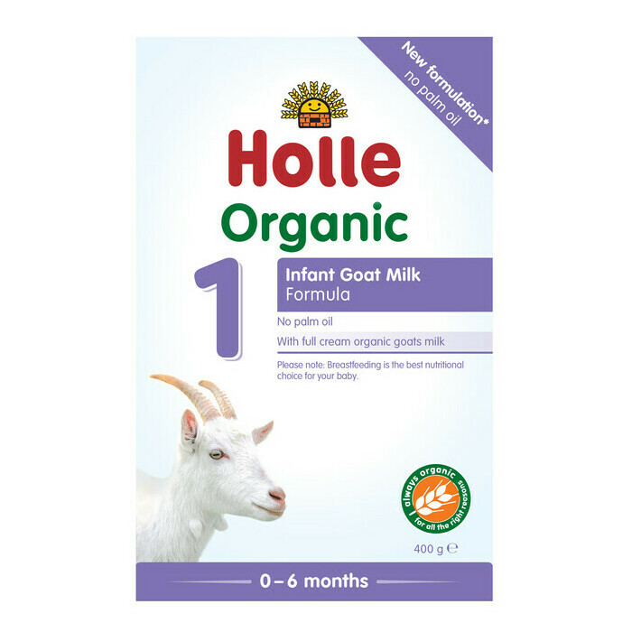 Holle Organic Goat Milk Formula 1 with DHA