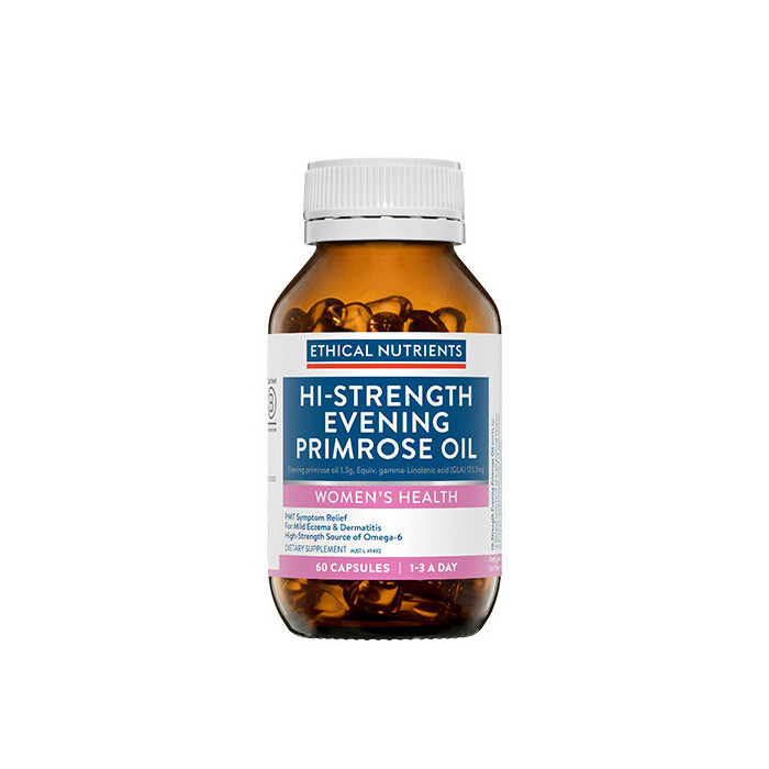 Ethical Nutrients Hi-Strength Evening Primrose Oil