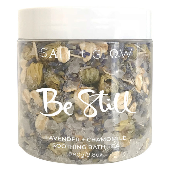 Salt & Glow Bath Tea - Be Still