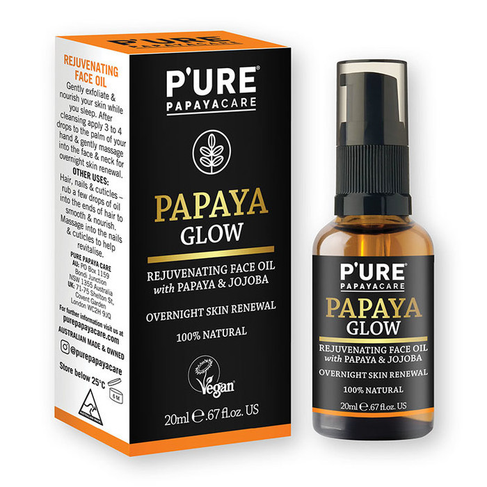 PURE Papaya Care Papaya Glow