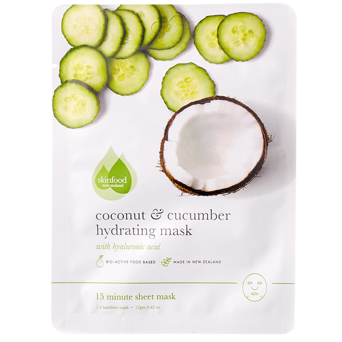 Skinfood Coconut & Cucumber Hydrating Sheet Mask