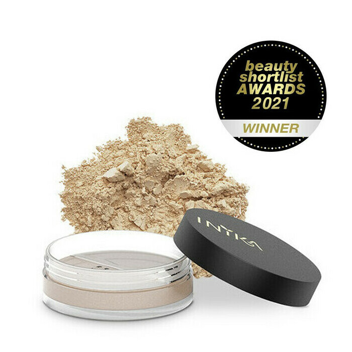 f222fcf032 Inika Loose Mineral Foundation Powder - Grace | Nourished Life Australia