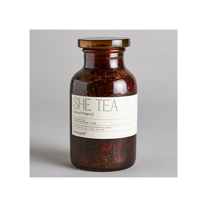 Orchard St. Botanical Tea - She Tea