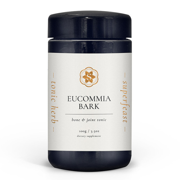 SuperFeast Tonic Herbs - Eucommia Bark