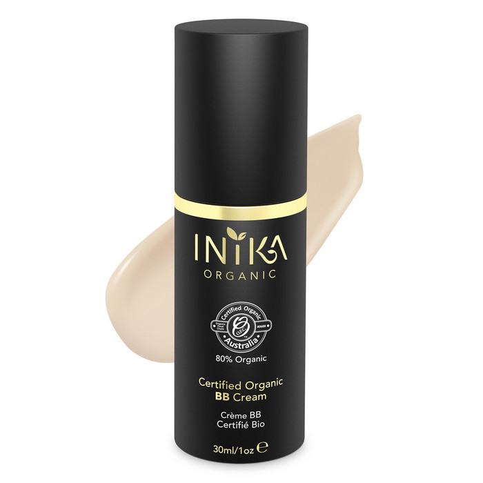 Inika Certified Organic BB Cream - Porcelain