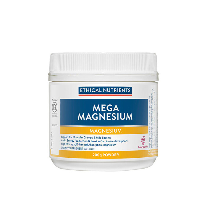 Ethical Nutrients Mega Magnesium - Powder