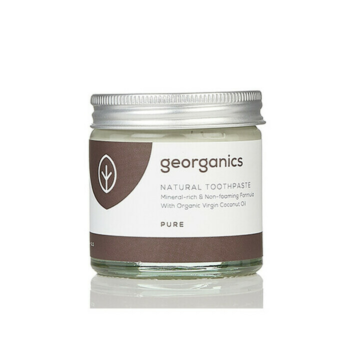 Georganics Natural Toothpaste - Pure
