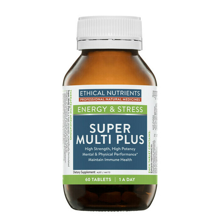 Ethical Nutrients Super Multi Plus
