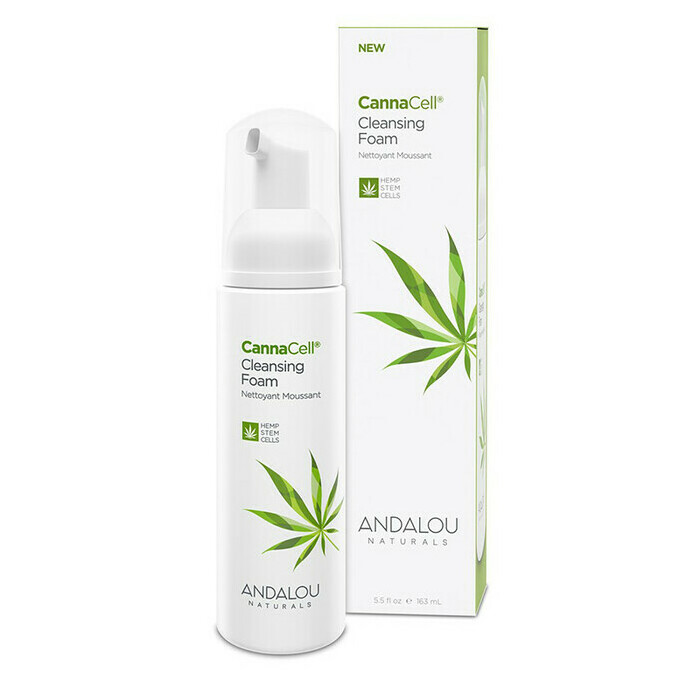 Andalou CannaCell® Cleansing Foam