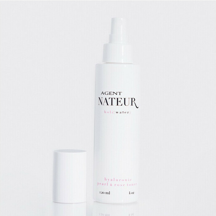 Agent Nateur Holi(Water) Pearl And Rose Hyaluronic Toner
