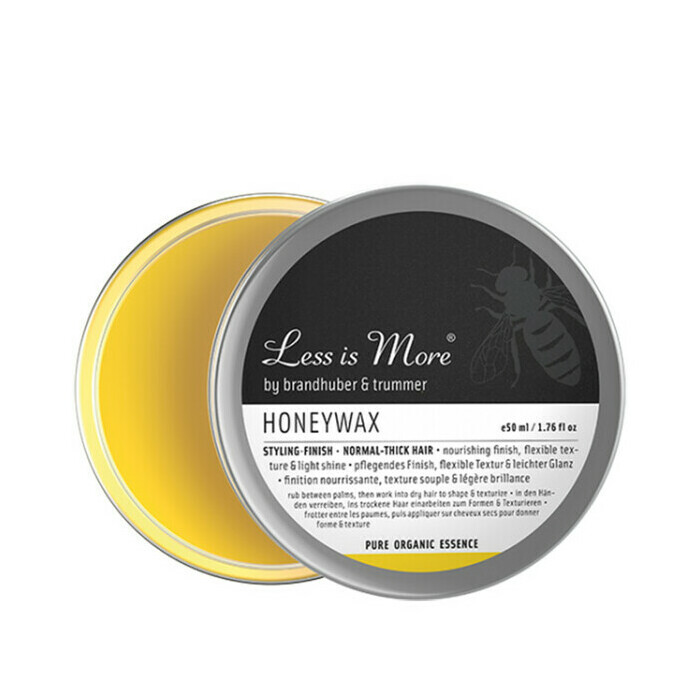 Less is More Honeywax