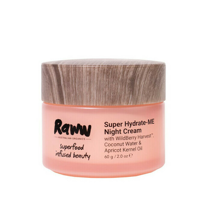 Raww Super Hydrate-ME Night Cream