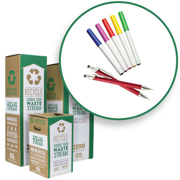 TerraCycle Pens, Pencils and Markers Zero Waste Box