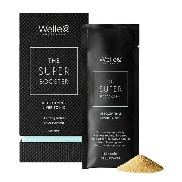 WelleCo Super Booster - Detoxifying Liver Tonic