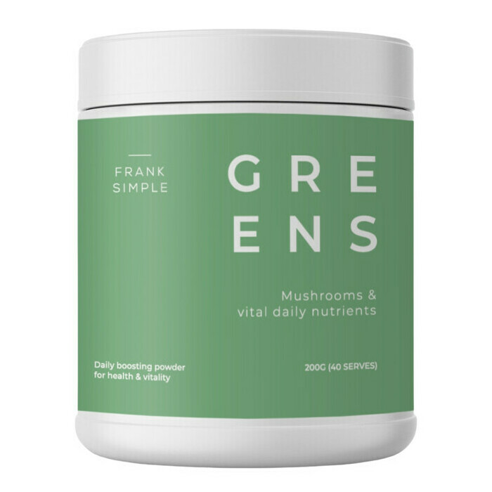 Frank Simple Greens