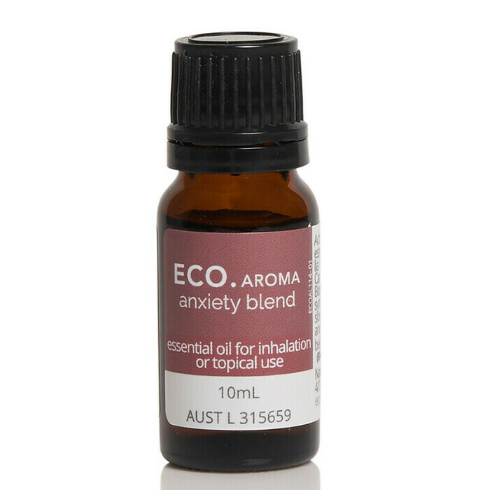 ECO. AROMA Anxiety Blend Essential Oil