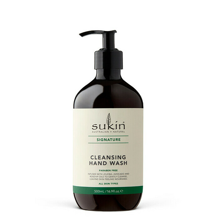 Sukin Cleansing Hand Wash - Signature 500ml