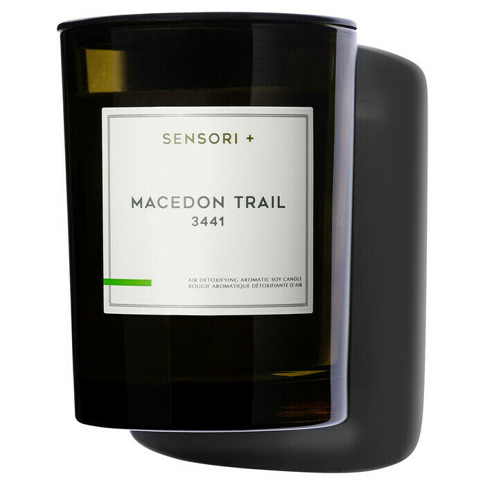 Sensori Plus Air Detoxifying Aromatic Soy Candle - Macedon Trail