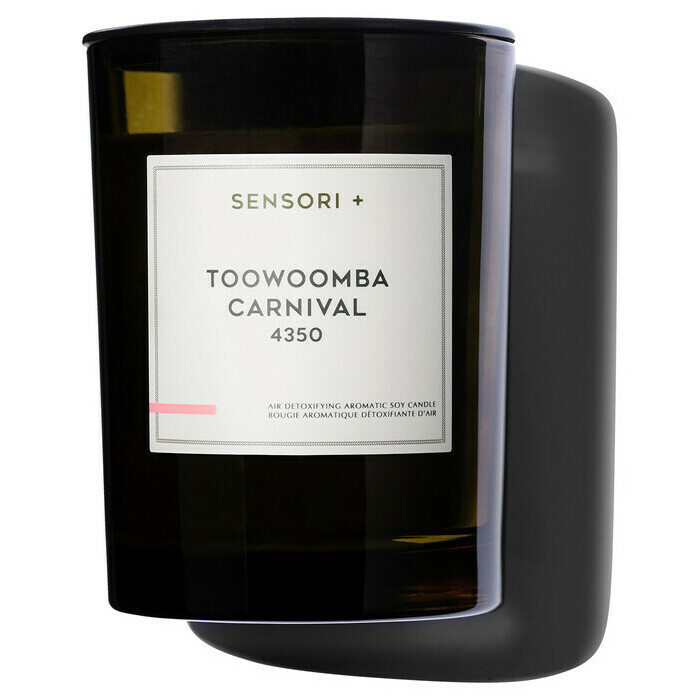 SENSORI+ Air Detoxifying Aromatic Soy Candle - Toowoomba Carnival