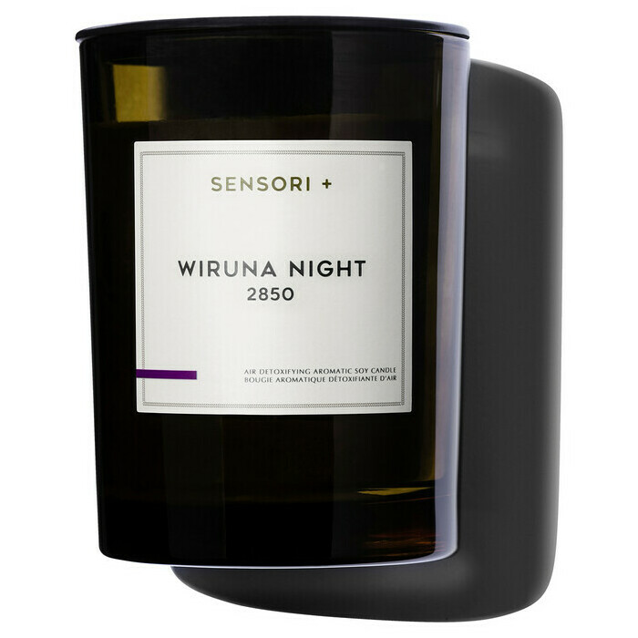 Sensori+ Air Detoxifying Aromatic Soy Candle - Wiruna Night