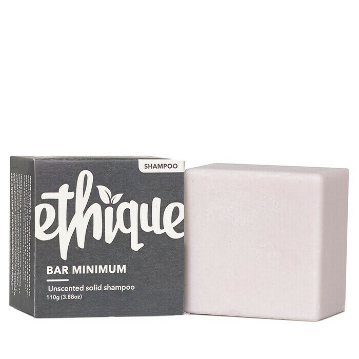 Ethique Bar Minimum - Unscented Solid Shampoo
