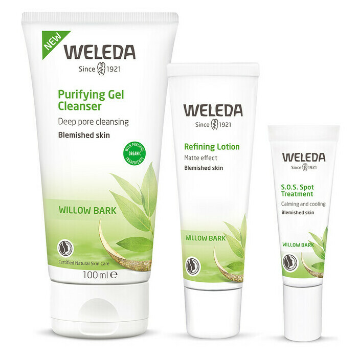 Weleda Blemished Skin Bundle