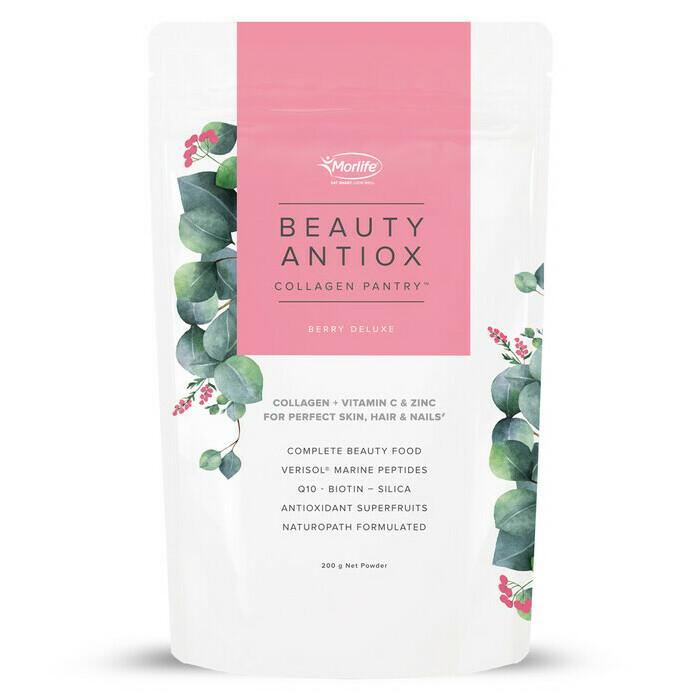 Morlife Beauty Antiox Berry Deluxe