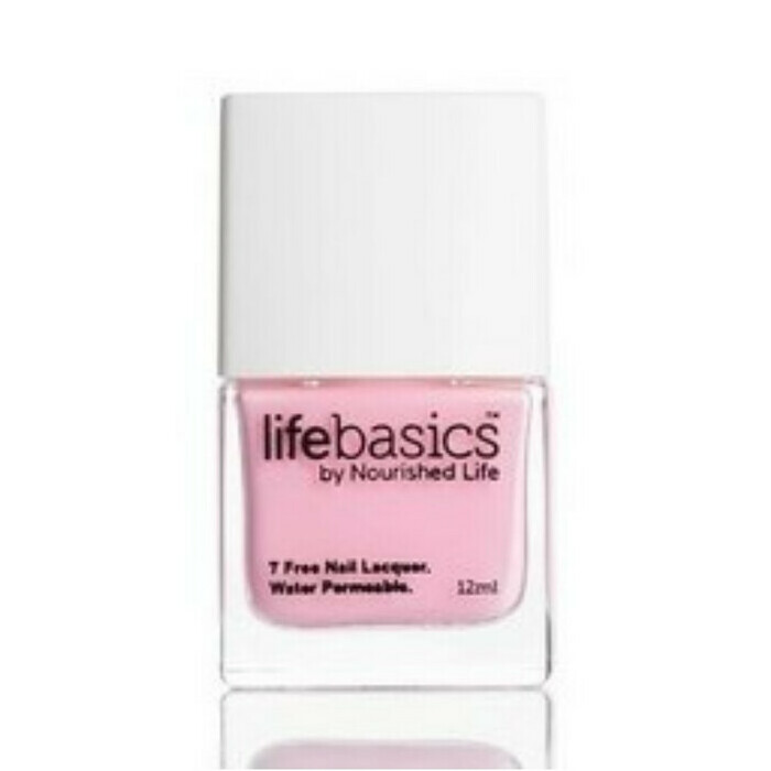Life Basics Vegan Nail Polish - Strawberry Mylkshake