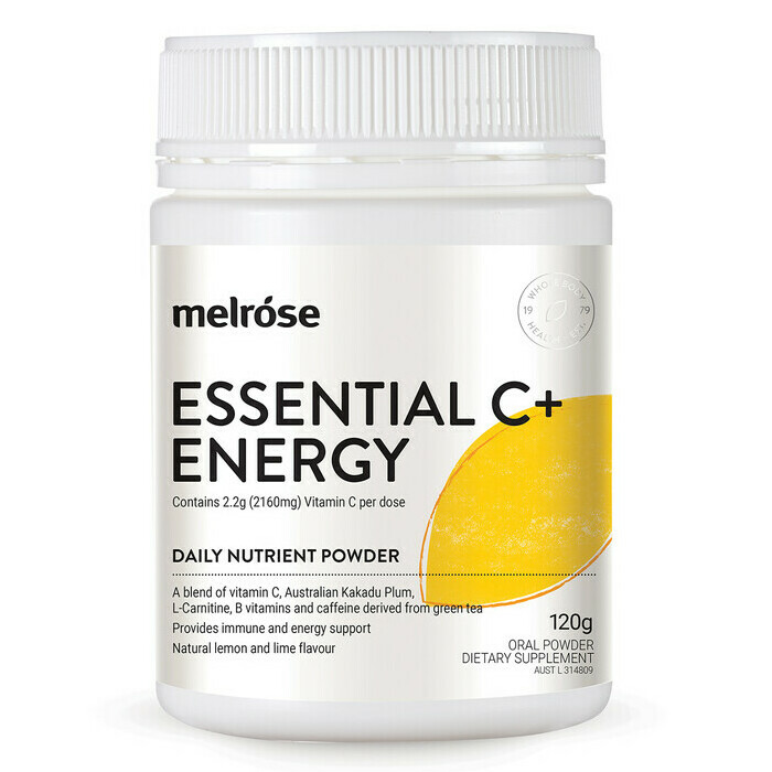 Melrose Essential C + Energy