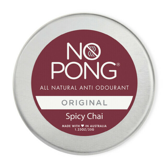No Pong Spicy Chai Original Formulation