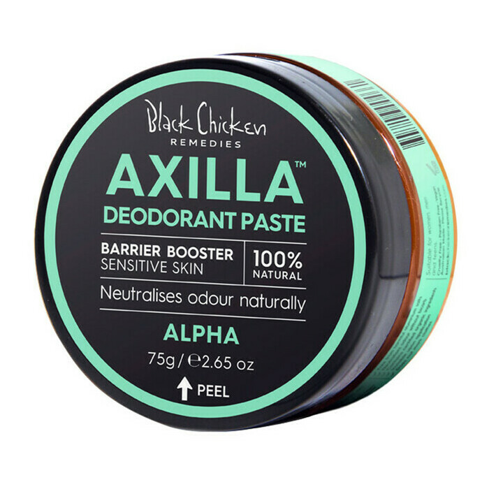 Black Chicken Remedies Black Chicken Axilla™ Deodorant Paste Barrier Booster - Alpha