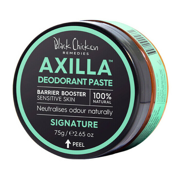 Black Chicken Remedies Black Chicken Axilla™ Deodorant Paste Barrier Booster - Signature
